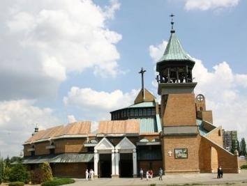 Parafia Najświętszej Maryi Panny Królowej Polski w Głogowie