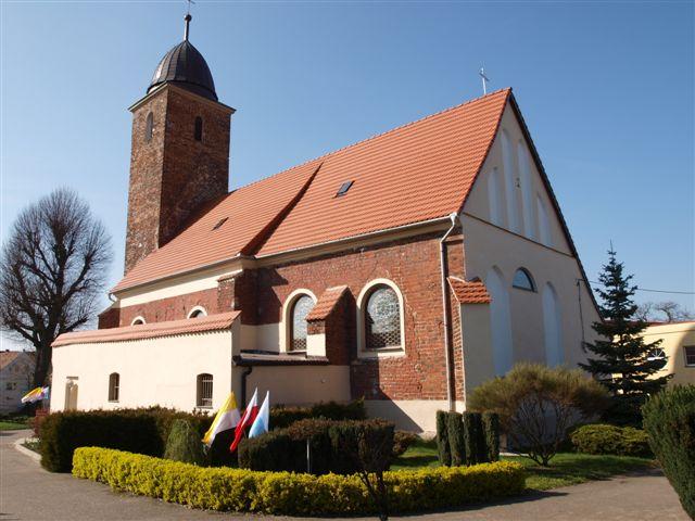 Parafia św. Wawrzyńca w Głogowie